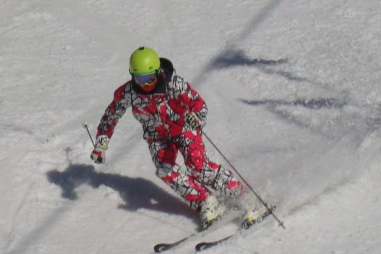 昨日は良かったろうな 信州松本 野麦峠スキー場のクチコミ画像3