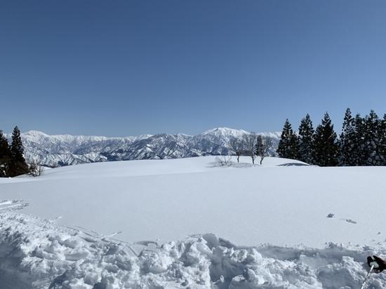 なんとも言えない天気 上越国際スキー場のクチコミ画像