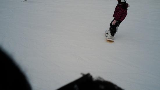 意外と良い雪質|軽井沢プリンスホテルスキー場のクチコミ画像