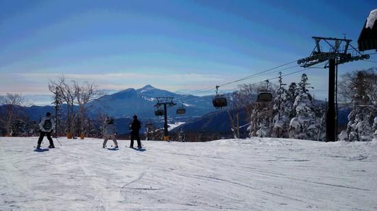 最高の天気・雪質|グランデコスノーリゾートのクチコミ画像