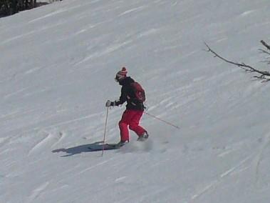 融雪注意報|信州松本 野麦峠スキー場のクチコミ画像