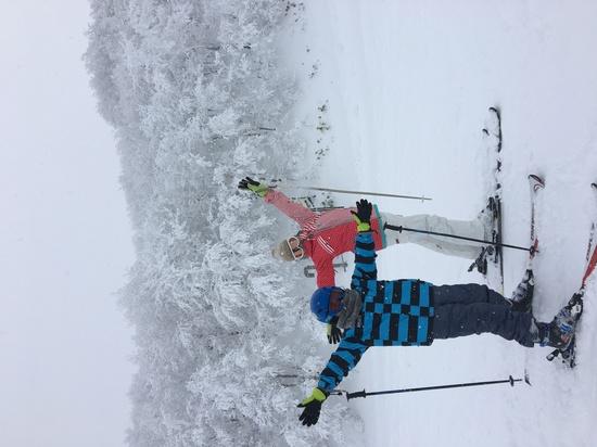 家族旅行|蔵王温泉スキー場のクチコミ画像