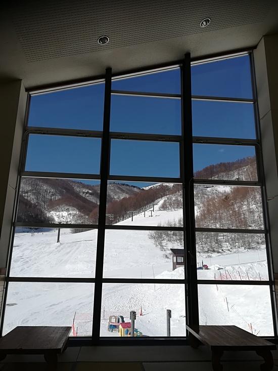 オグナブルー❗|オグナほたかスキー場のクチコミ画像