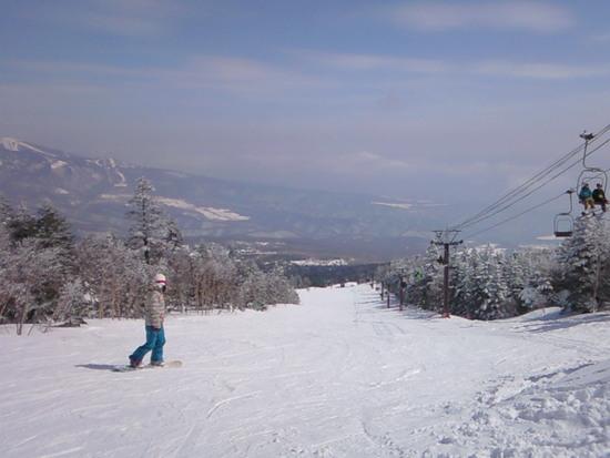 トラブルに負けずに仙台から500kmの嬬恋 パルコールつま恋スキーリゾートのクチコミ画像3