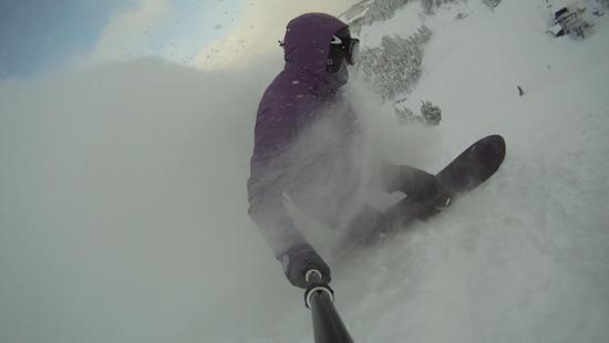 パウダー頂きました|スキージャム勝山のクチコミ画像