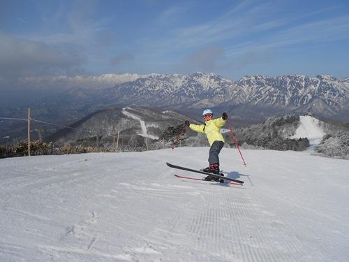 天気がとても良く楽しめました|戸隠スキー場のクチコミ画像