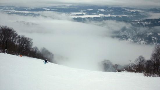 新雪たっぷりフカフカ〜〜|さかえ倶楽部スキー場のクチコミ画像