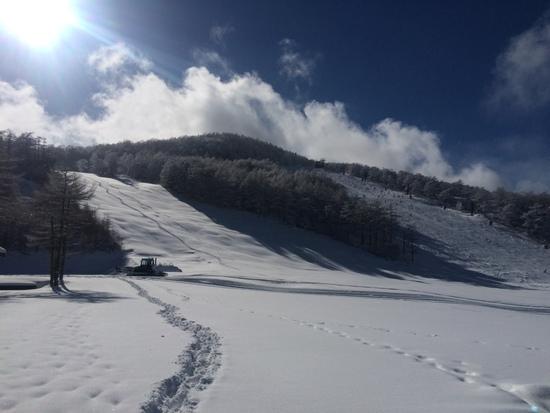 雪質抜群です。|アサマ2000パークのクチコミ画像