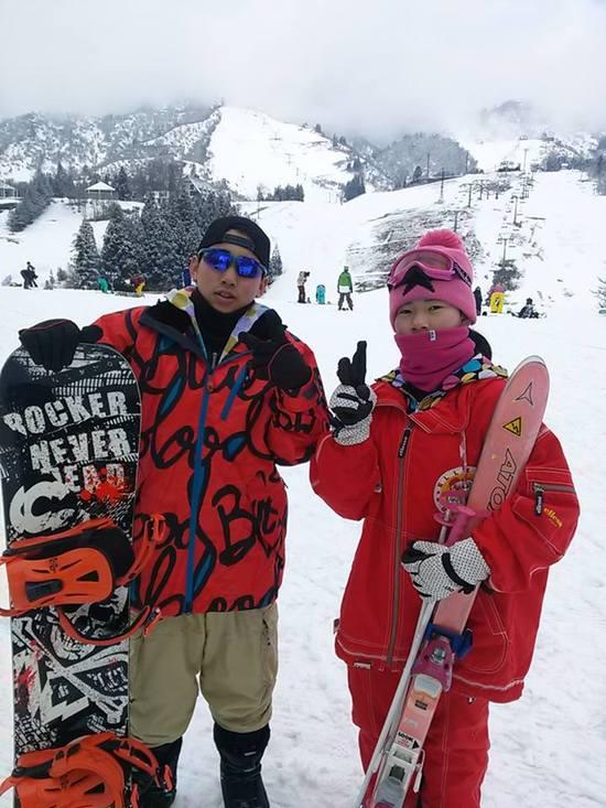 今シーズン最後のゲレンデに・・・・|上越国際スキー場のクチコミ画像