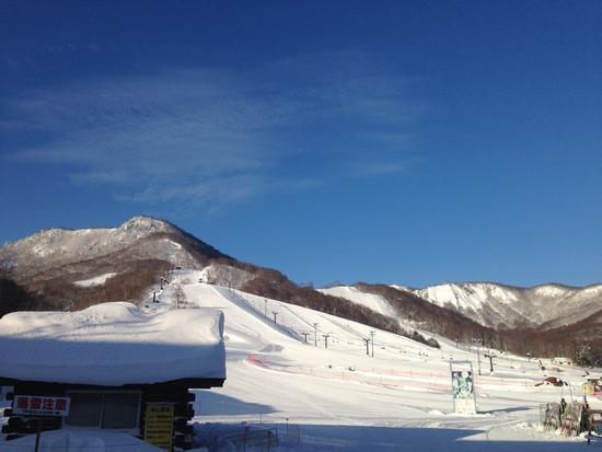 ピーカン最高|会津高原だいくらスキー場のクチコミ画像