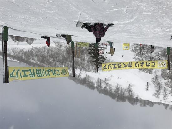 林間エキスパートコース|かぐらスキー場のクチコミ画像