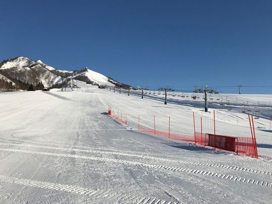 春スキーを満喫|岩原スキー場のクチコミ画像