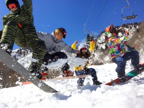最終の冬!|おじろスキー場のクチコミ画像