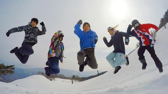 最終の冬!|おじろスキー場のクチコミ画像2