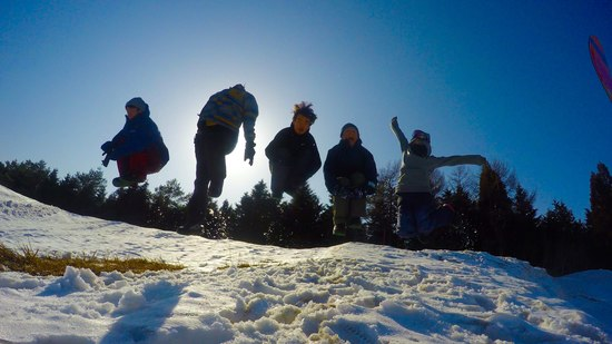 最終の冬!|おじろスキー場のクチコミ画像3