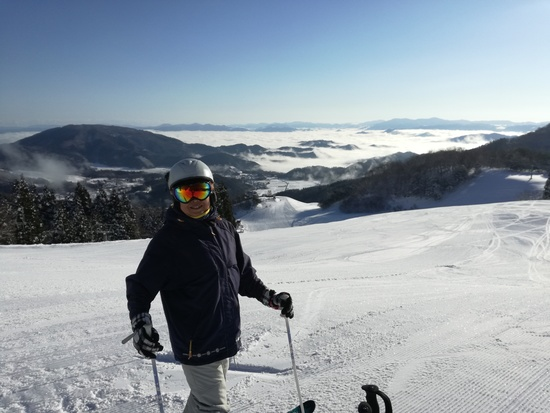 神鍋高原 万場スキー場のフォトギャラリー2