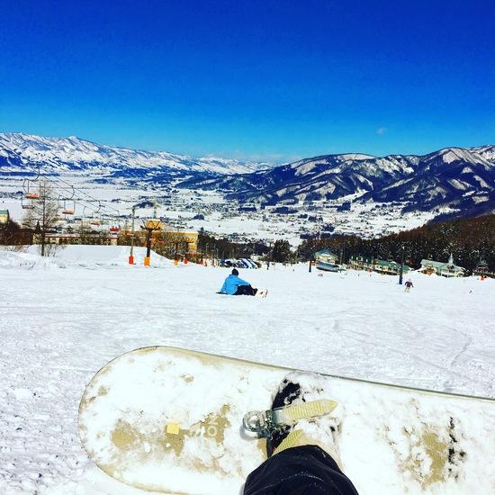 冬の絶景 湯沢高原スキー場のクチコミ画像