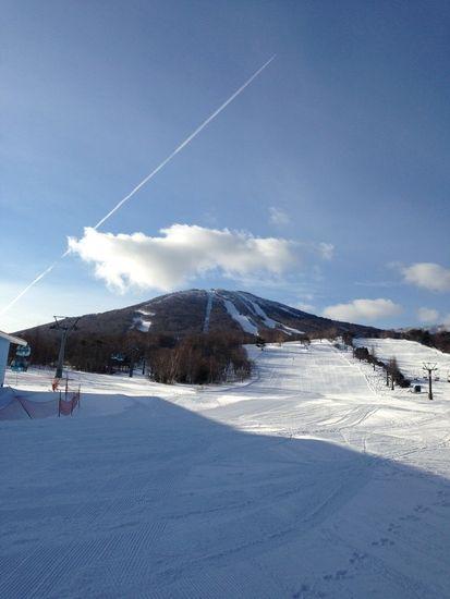 オンシーズン前! 安比高原スキー場のクチコミ画像