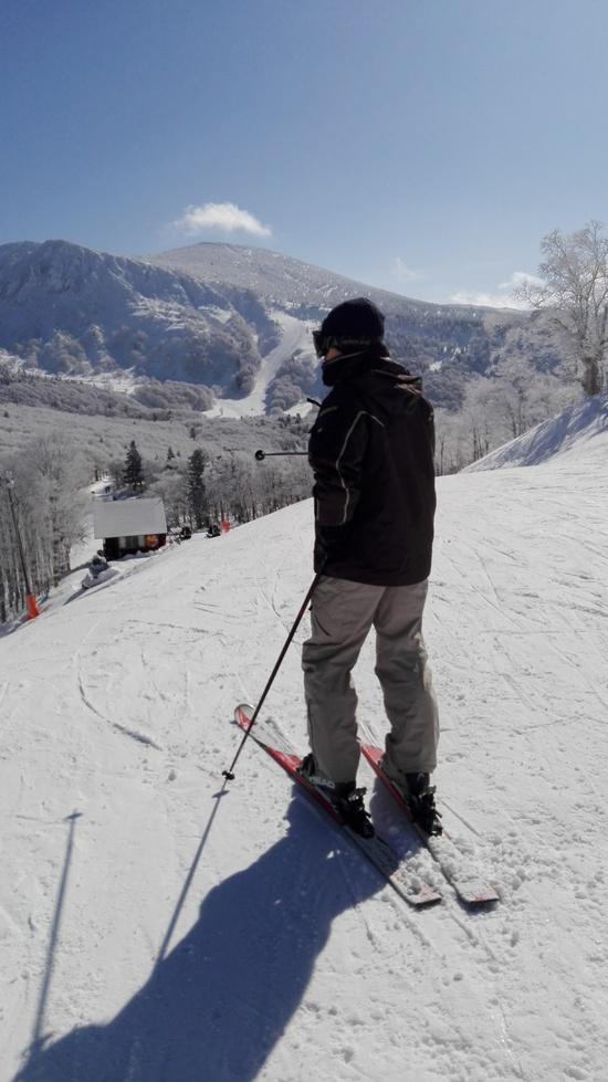 中央ゲレンデ最高!|蔵王温泉スキー場のクチコミ画像