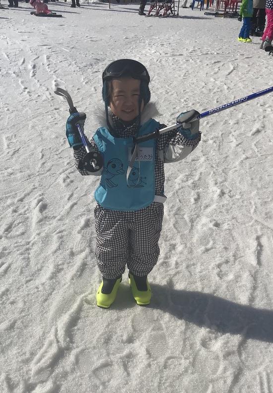 また来シーズンも‼︎|ひるがの高原スキー場のクチコミ画像2