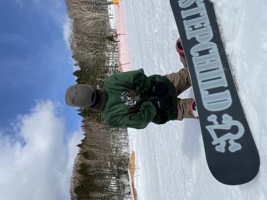 痛くても楽しいー!|丸沼高原スキー場のクチコミ画像