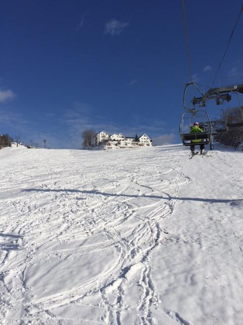 雪が・・・|岩原スキー場のクチコミ画像