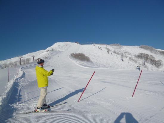 息をのむ景色|白馬八方尾根スキー場のクチコミ画像
