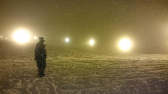 夜雪|神立スノーリゾート(旧 神立高原スキー場)のクチコミ画像