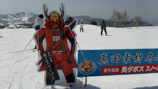 ホームゲレンデです。|菅平高原スノーリゾートのクチコミ画像