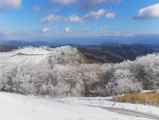 茶臼山高原スキー場のフォトギャラリー1