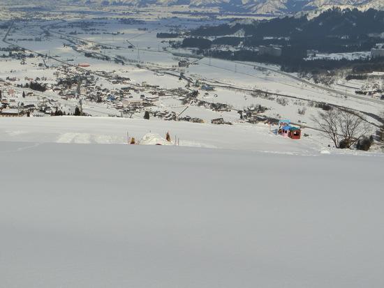 リフトも新設|石打丸山スキー場のクチコミ画像