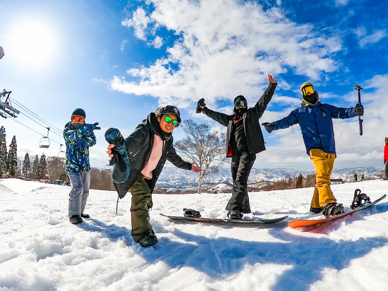 初野沢温泉! 野沢温泉スキー場のクチコミ画像