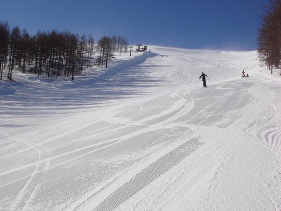 雪質バツグン! エコーバレースキー場のクチコミ画像