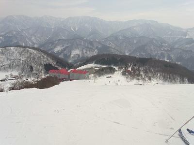 スキー場もサービス満点|白馬コルチナスキー場のクチコミ画像