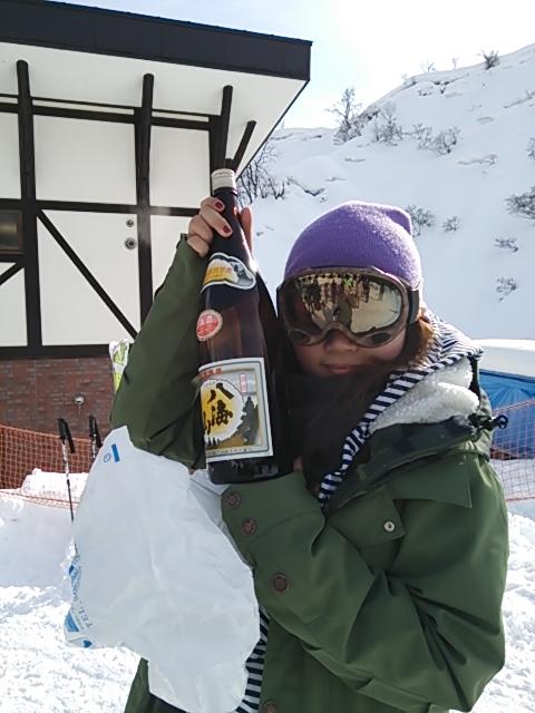 六日町八海山はいろいろと楽しめる|六日町八海山スキー場のクチコミ画像