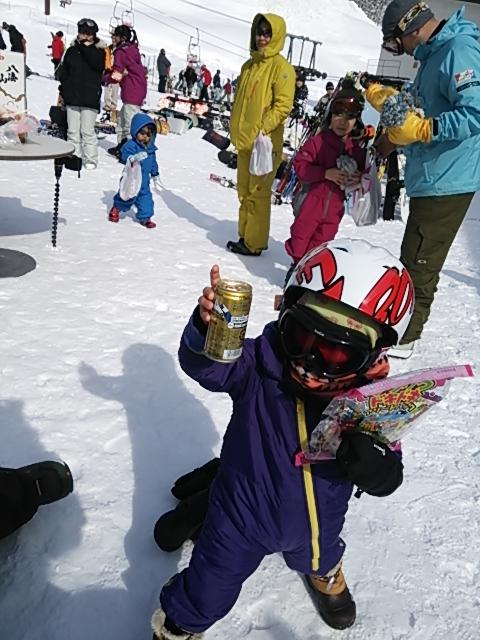 六日町八海山はいろいろと楽しめる|六日町八海山スキー場のクチコミ画像2