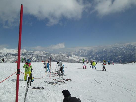イベント盛りだくさん|白馬八方尾根スキー場のクチコミ画像