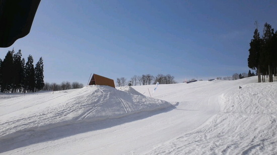 毎シーズン工夫されていて楽しめるゲレンデです。|福井和泉スキー場のクチコミ画像2
