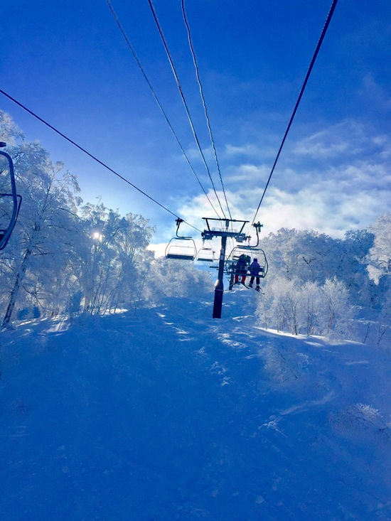 最の高!|野沢温泉スキー場のクチコミ画像