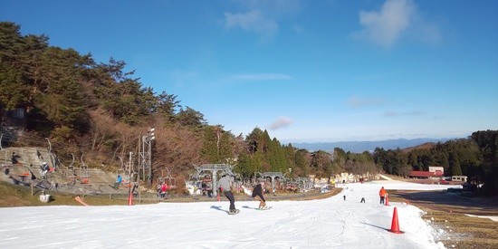 六甲山スノーパークのフォトギャラリー1