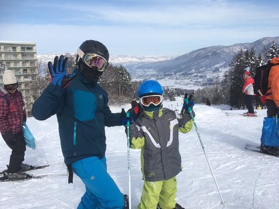 のんびり まったり|北信州 木島平スキー場のクチコミ画像3
