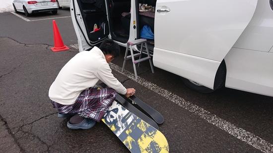 2019信州ツアー 第2章始まる♪(VOL.1)|野沢温泉スキー場のクチコミ画像
