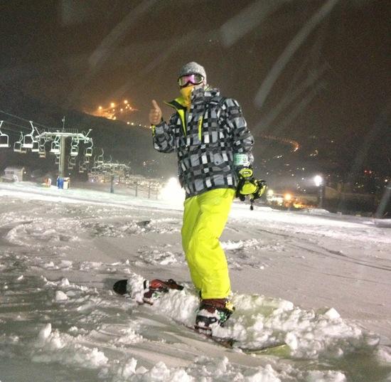 岩原ナイター|岩原スキー場のクチコミ画像