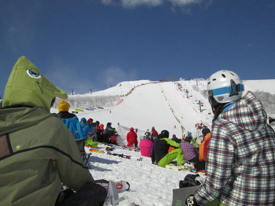技術選日和|白馬八方尾根スキー場のクチコミ画像