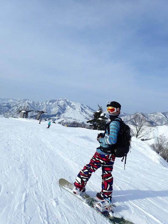 ファミリー、初心者に上達してもらいたい上級者向き 湯沢高原スキー場のクチコミ画像