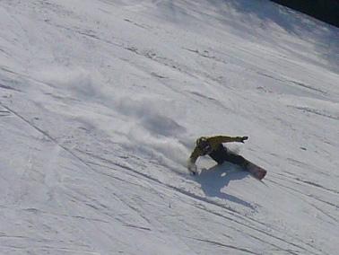 少し新雪+|信州松本 野麦峠スキー場のクチコミ画像