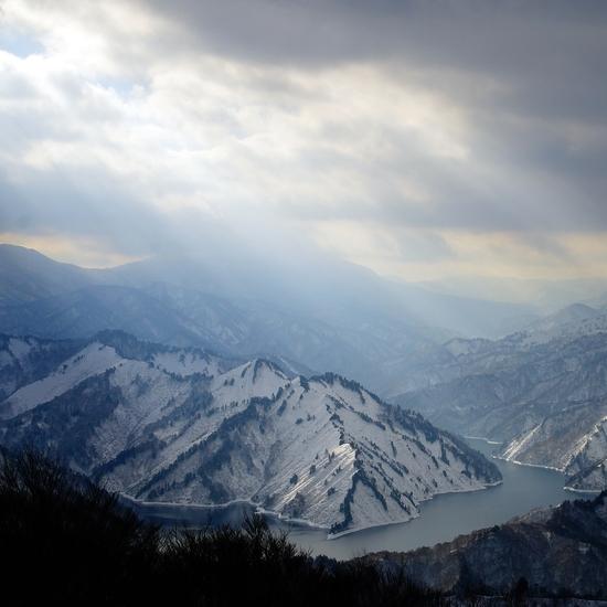 積雪十分 奥只見丸山スキー場のクチコミ画像