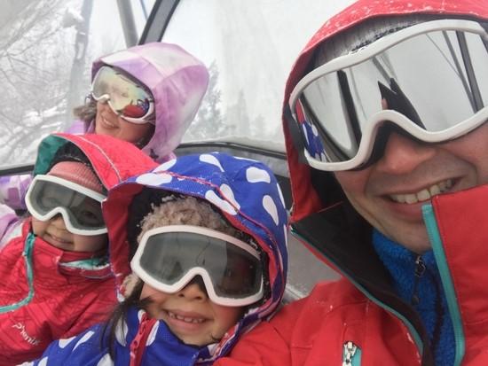 コースが広くて最高!|青森スプリング・スキーリゾートのクチコミ画像