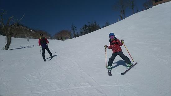 やっぱり苗場はいいですね。|苗場スキー場のクチコミ画像