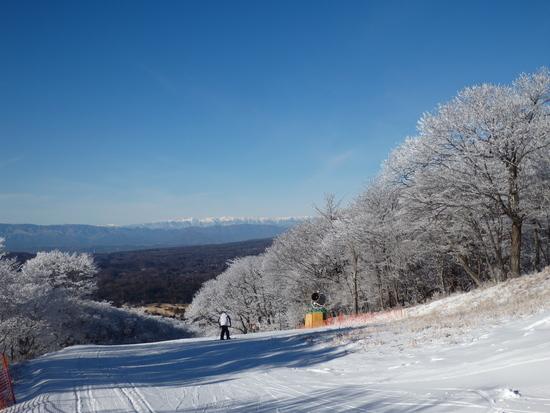 山頂から滑走可能 軽井沢プリンスホテルスキー場のクチコミ画像3